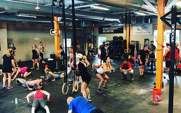 Rising CrossFit Ballantyne