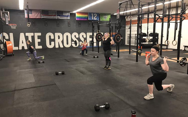 Slate CrossFit