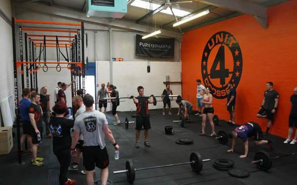 Unit 4 CrossFit