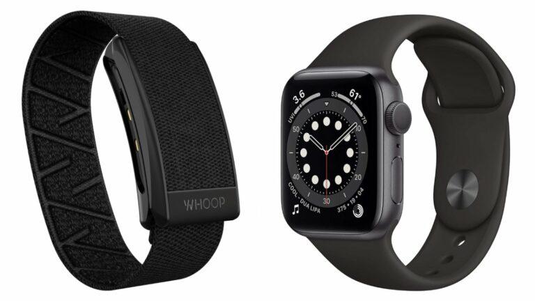 Whoop vs Apple Watch