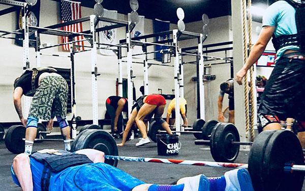 Zero Machine CrossFit